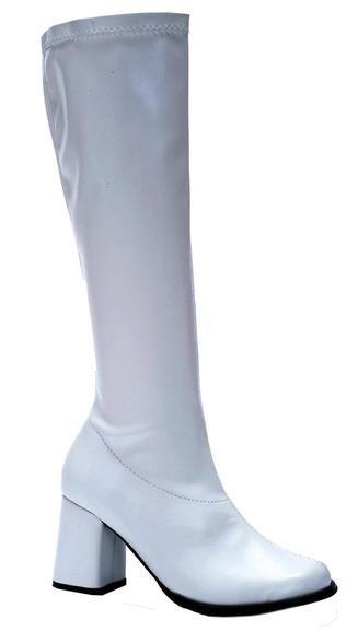 Go Go Boot Child Size 3 White