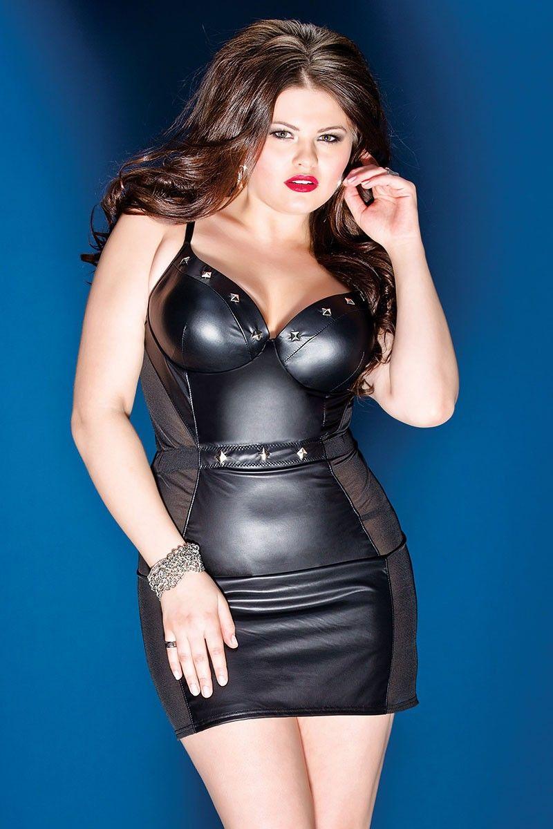 Bbw Lingerie Tumblr Stunning vestido fetish tachuelas 35.90€ http://www.lenceriaonline.es