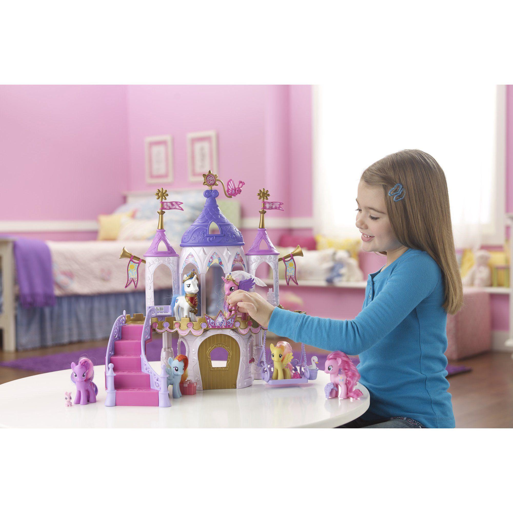 My Little Pony Pony Princess Wedding Castle Playset Walmart Com In 2020 My Little Pony My Little Pony Princess Castle Wedding