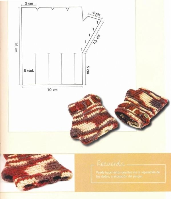 Crochetpedia: libre de patrones de ganchillo | TEJIDOS GLORIA ...