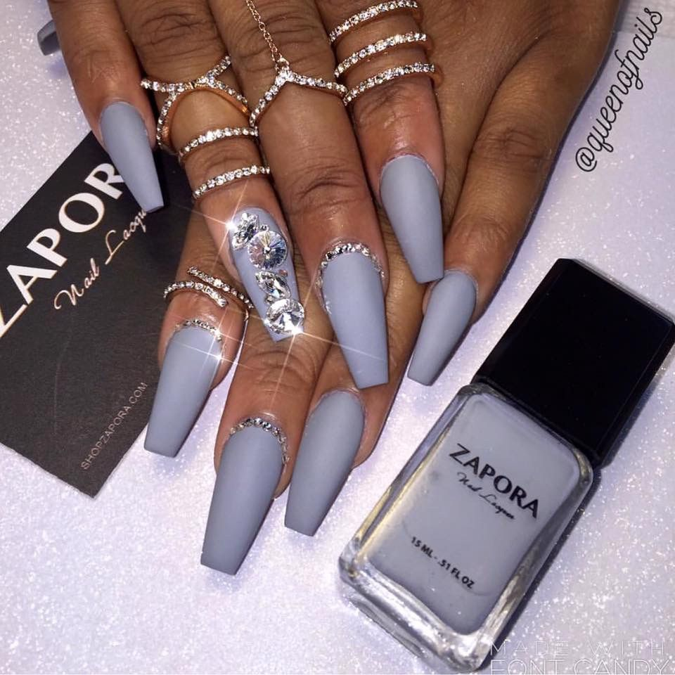 CONCRETE NAIL LACQUER | Things to Wear | Pinterest | Concrete, Nail ...