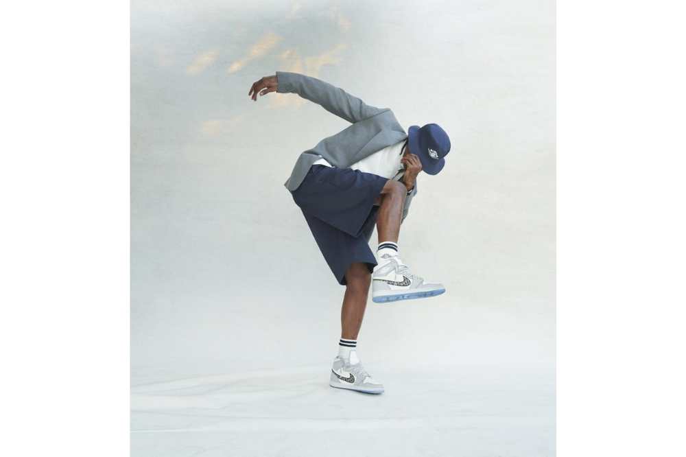 """Travis Scott Dons Dior & Jordan Brand's """"Air Dior"""" Capsule"""