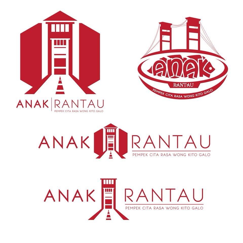 Anak Rantau Logo Logo Logotype Logogram My Creative Work