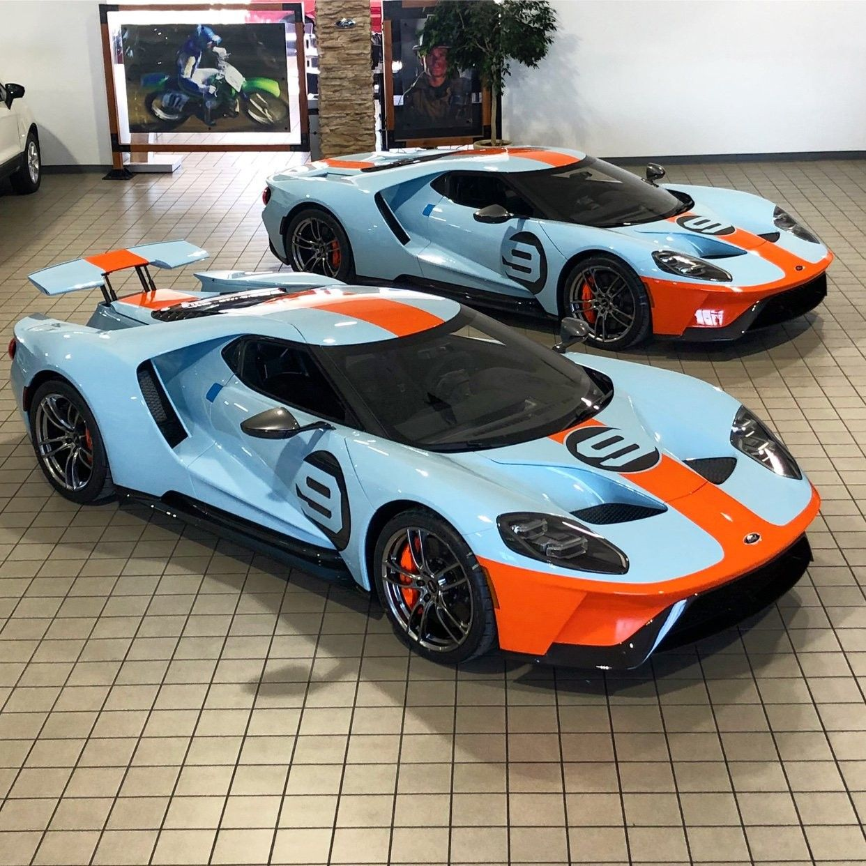 2019 Ford Gt Heritage Ford Gt Ford Racing Super Cars
