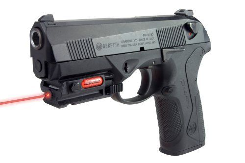 LaserMax UniMax Red Rail Mount Laser with Integral Rail -- Learn