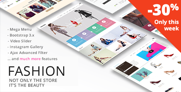 Fashion Responsive Shopify Theme Fashion And Responsive - Shopify template language