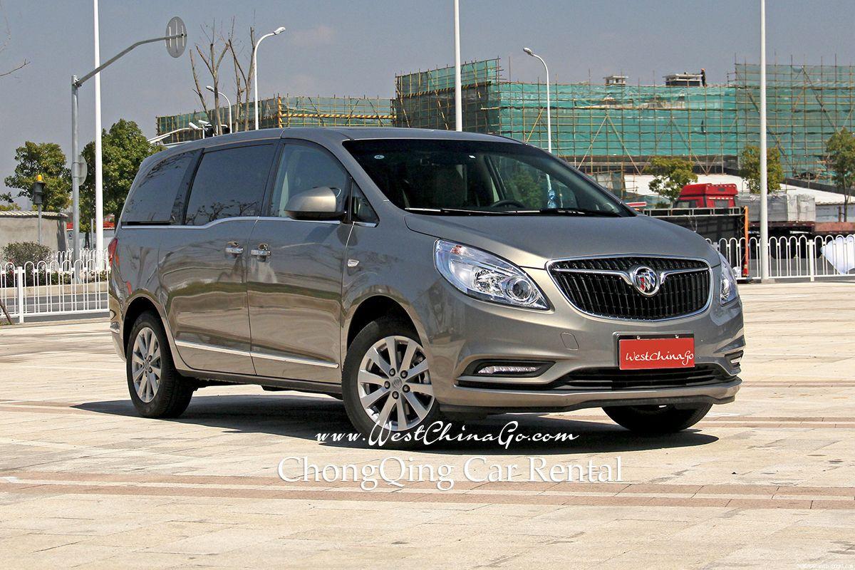 ChongQing Car rental with driver