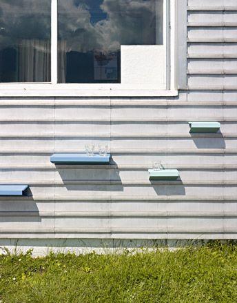 Ecal Chez Le Corbusier Exhibition At Villa Le Lac Switzerland