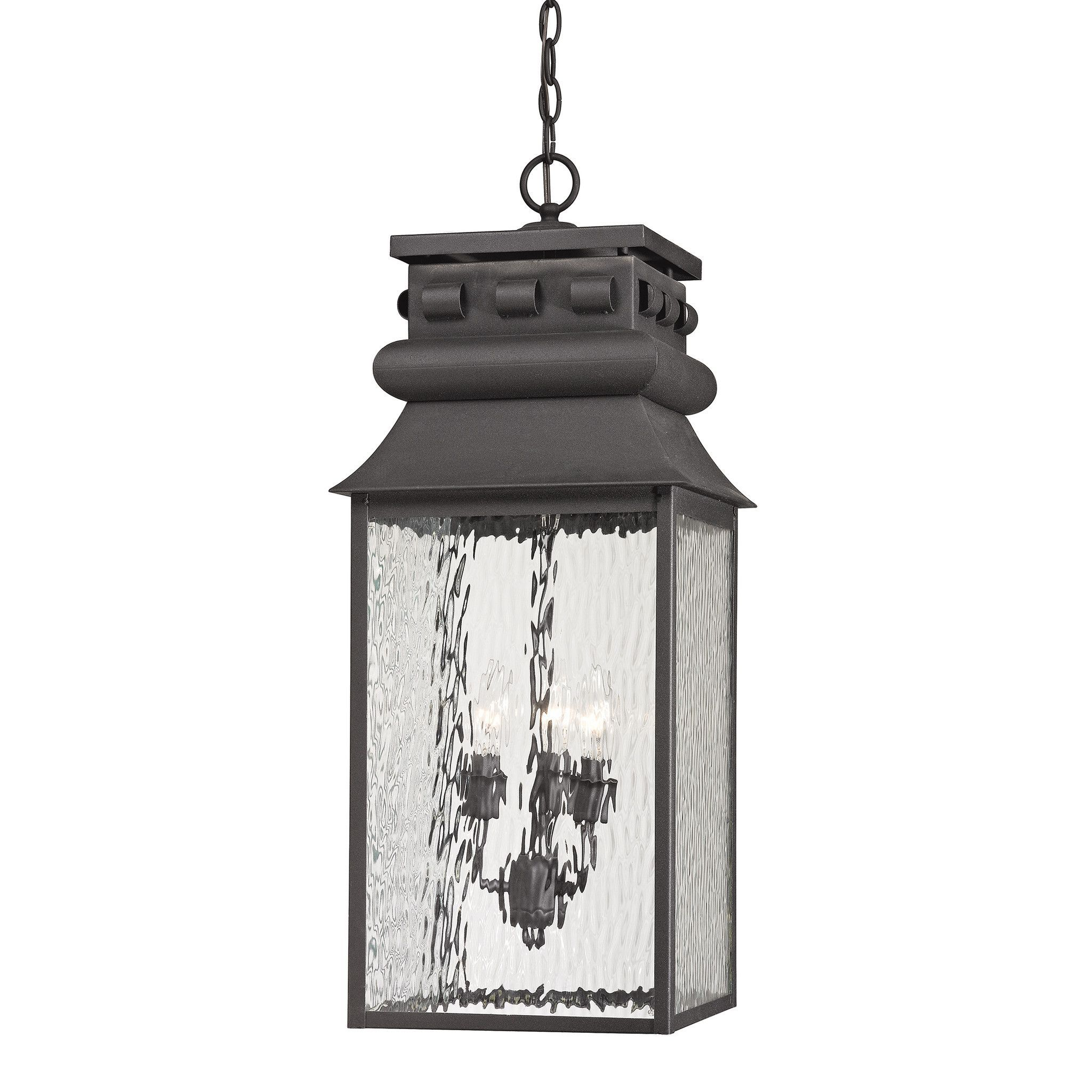 Elk Lighting Forged Lancaster Collection Light Outdoor