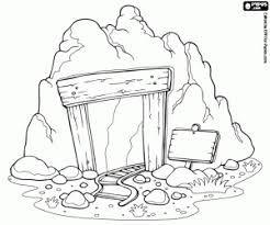 Resultado De Imagen De Dibujos De Mineros Imagenes De