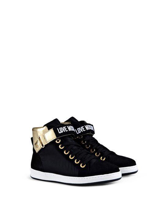 0d8eb057031e High Top Sneaker Women - Moschino Online Store