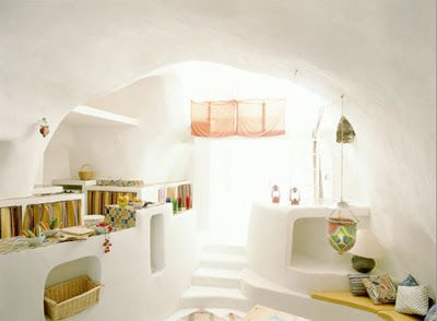 Shabby Soul:Summer House in Ponza (another incredible one)