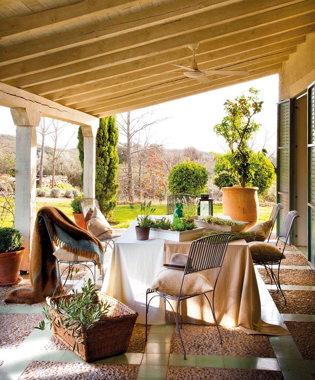 La casa que quería que le echaran más años | Sierra, Casas y Patios