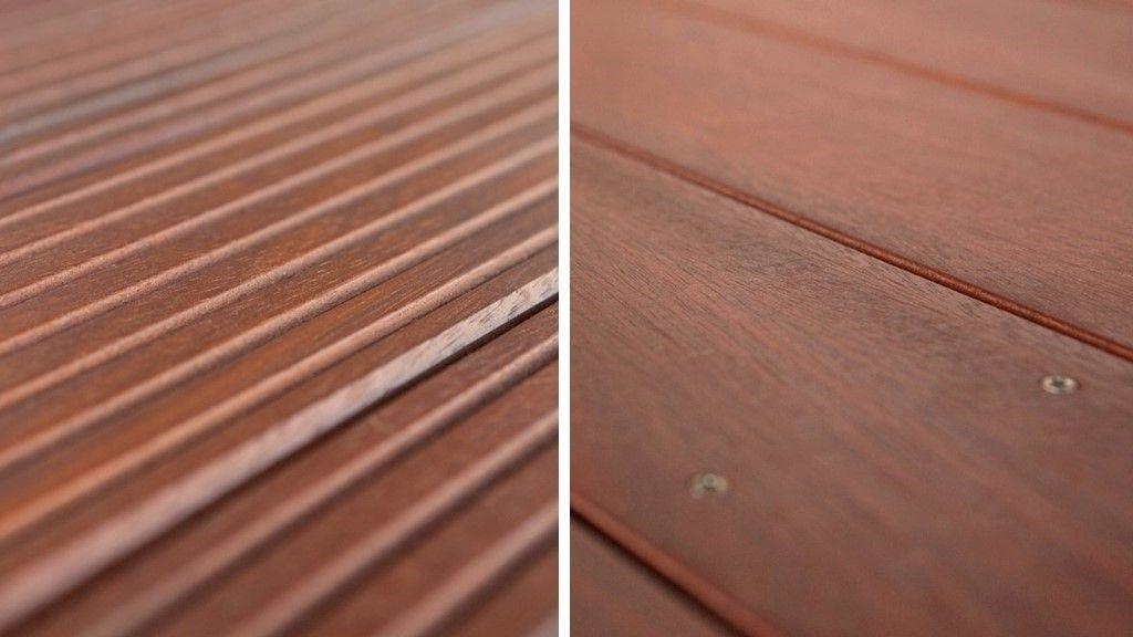 terrassendielen geriffelt oder glatt ein vergleich terrasse bauen diy how to build a. Black Bedroom Furniture Sets. Home Design Ideas
