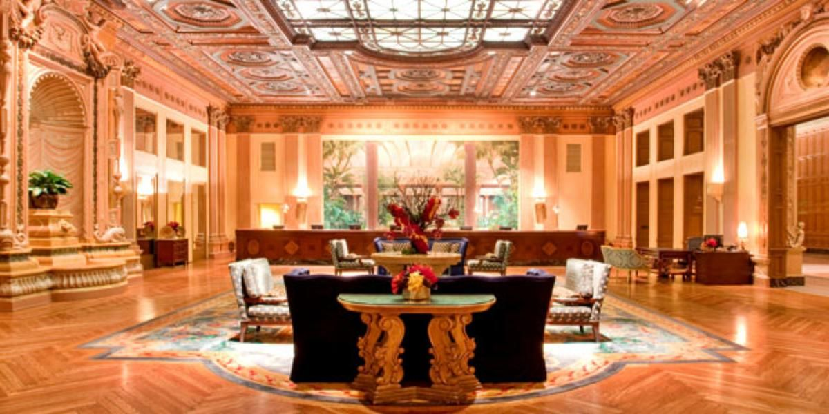 Millennium biltmore hotel los angeles weddings get for Biltmore estate wedding prices