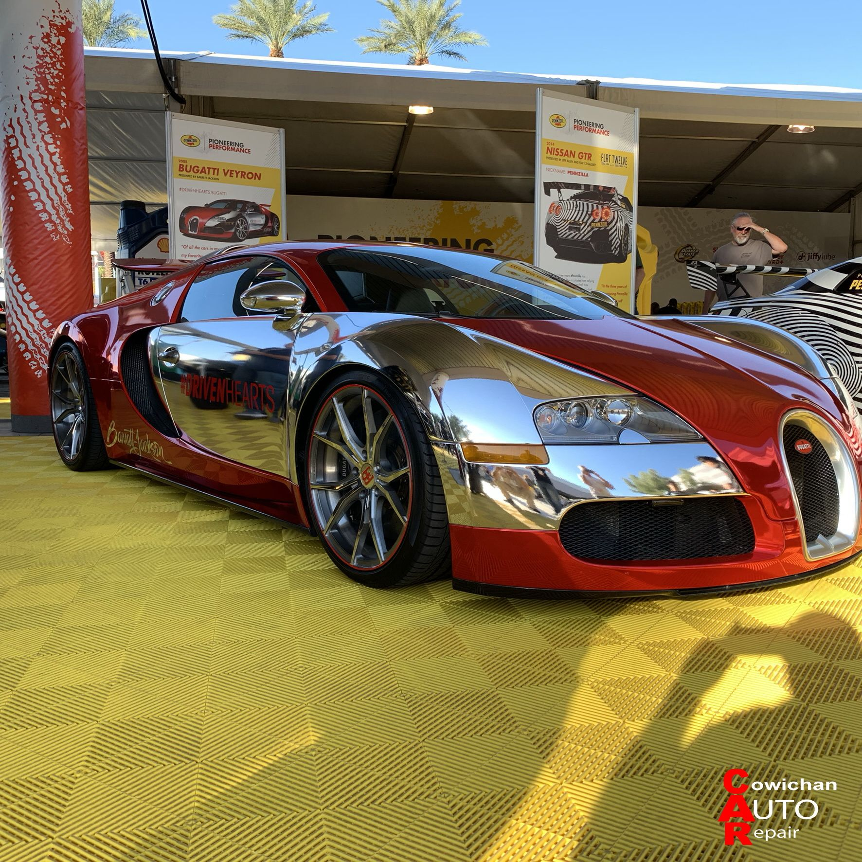 Sema Car Show >> Bugatti Veyron From The 2018 Sema Show In Las Vegas