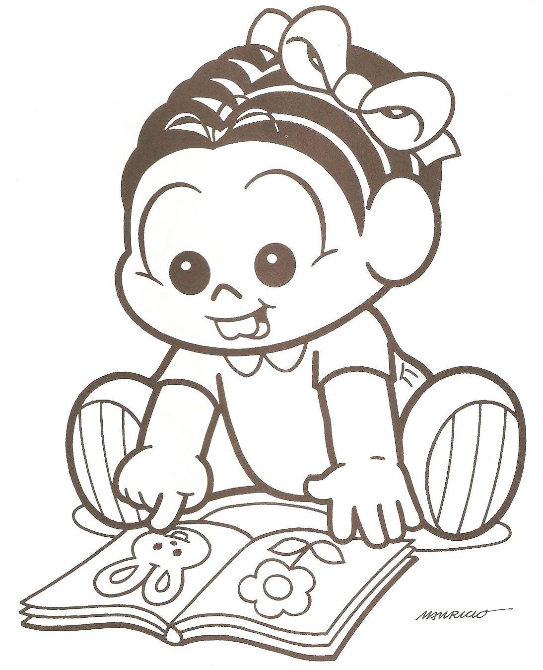 monica bebe lendo um livro eva pinte