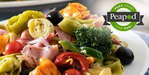 Photo of Italian Tortellini Salad Recipe from Peapod