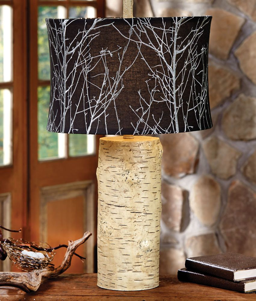 Willow Forest Table Lamp (With images) | Table lamp, Lamp