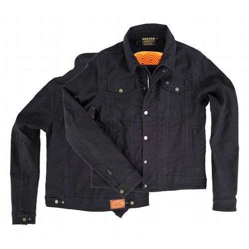 Photo of Rokker Black Jacket – RevZilla