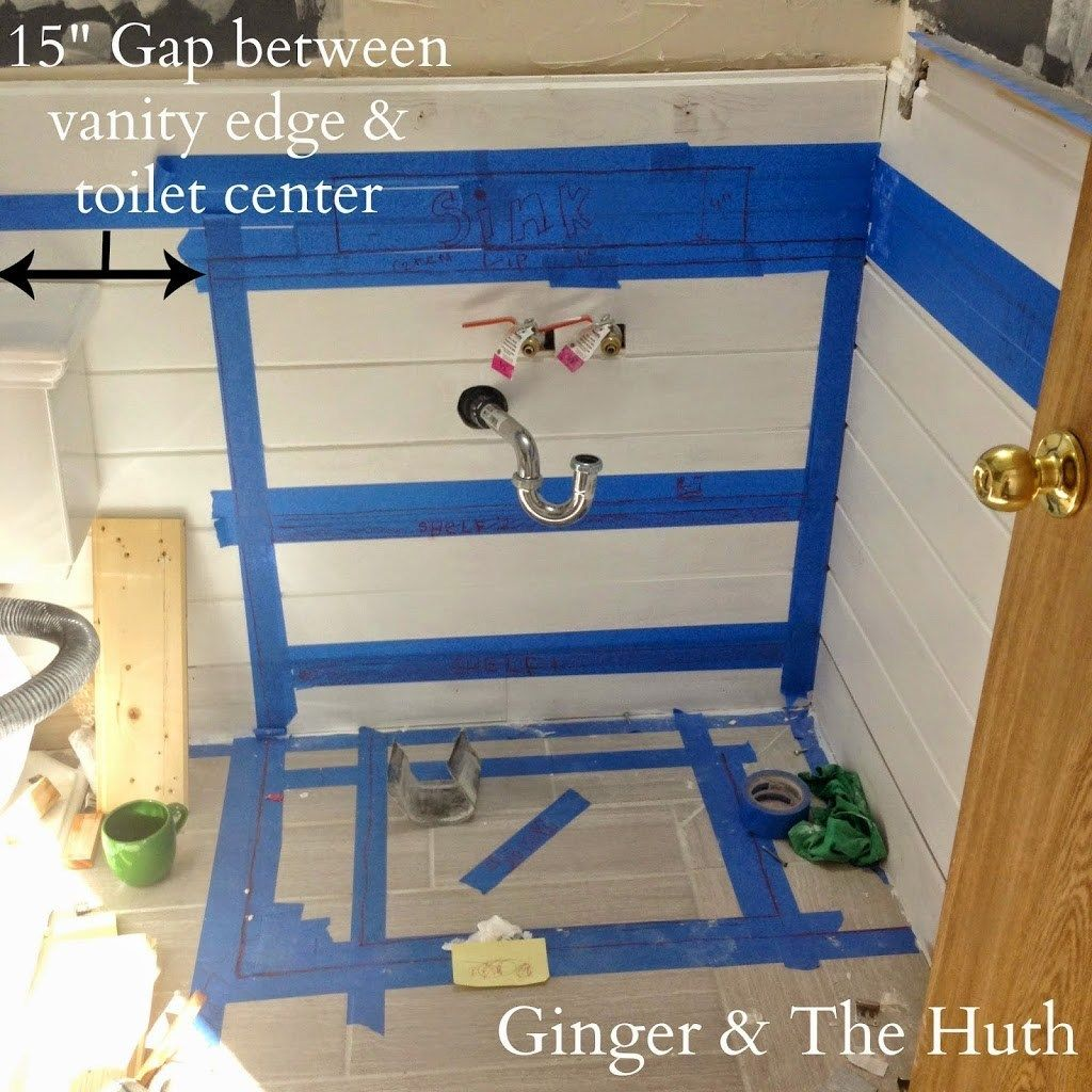 Bathroom Update How To Build A Pottery Barn Inspired