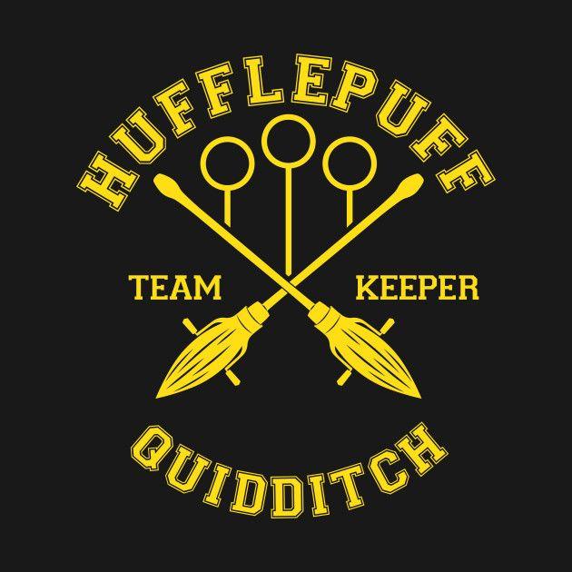 Hufflepuff T Shirt Design