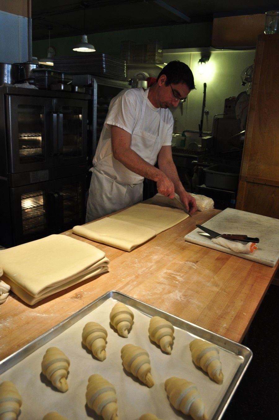 cafe besalu, ballard. seattle's best croissant bakery | .seattle
