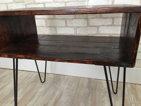 This Side Table Or Nightstand Is 24 Inches Long 14