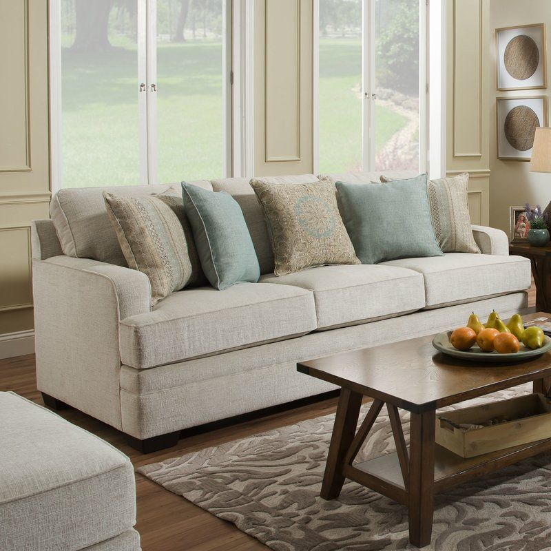Sectional Couch Hattiesburg Ms: Simmons Upholstery Hattiesburg Parchment Sofa