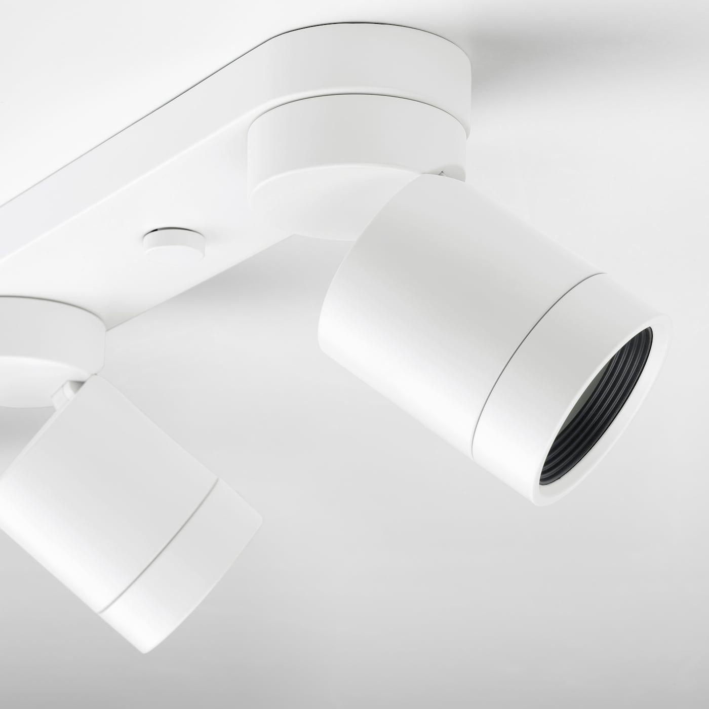 Nymane Deckenspot 4 Spots Weiss Ikea Osterreich In 2020 Ceiling Spotlights Ceiling Lights Ceiling Lamp