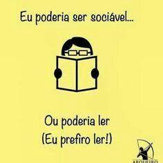 Prefiro ler !!