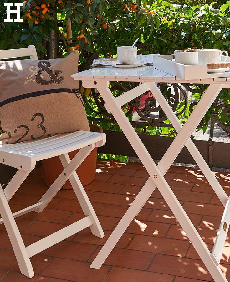 Der Perfekte Balkontisch Stabil Und Platzsparend Balkon Tisch Mobel Dekor Tisch Klapptisch