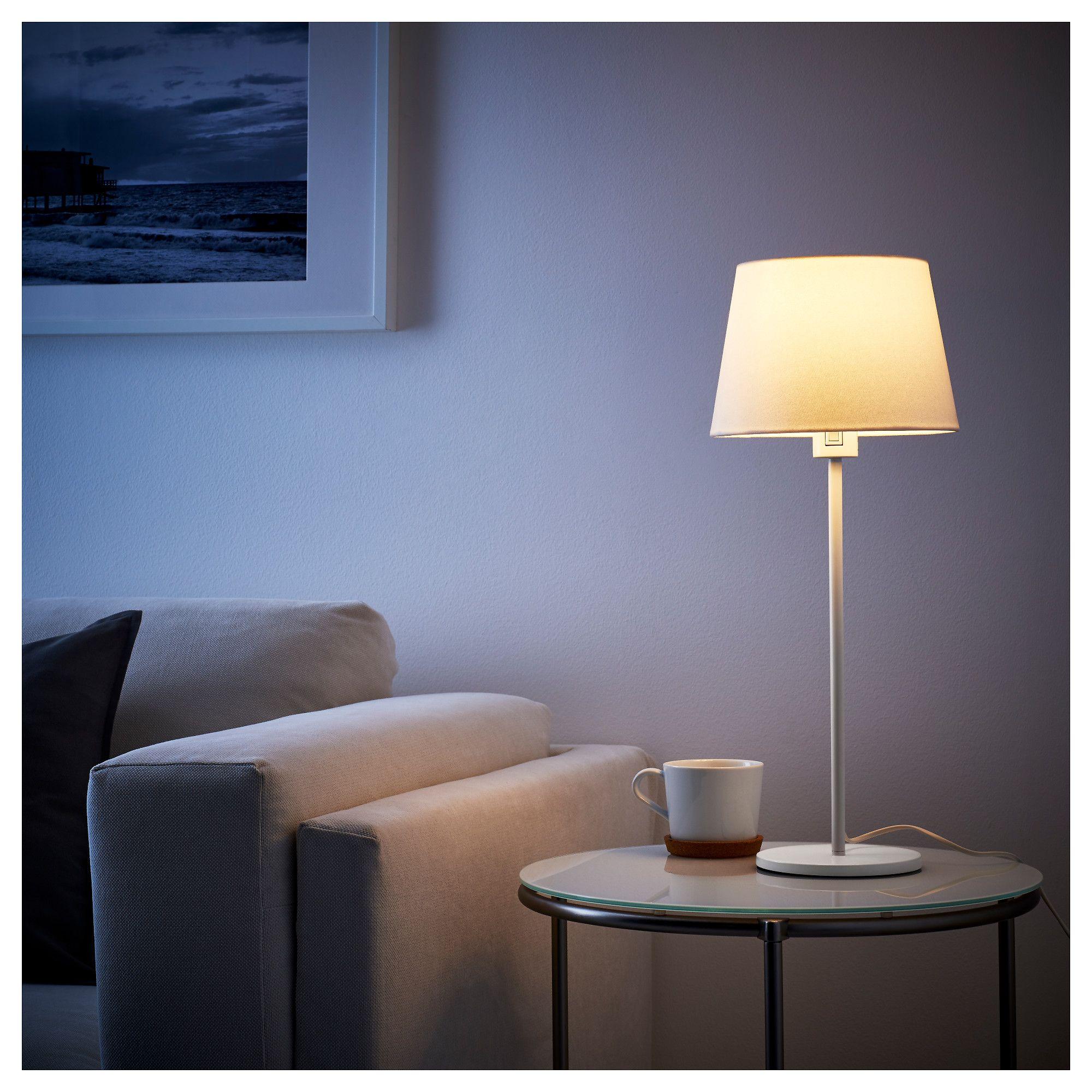 RODD Table lamp base White IKEA | Table lamp base and Lamp bases