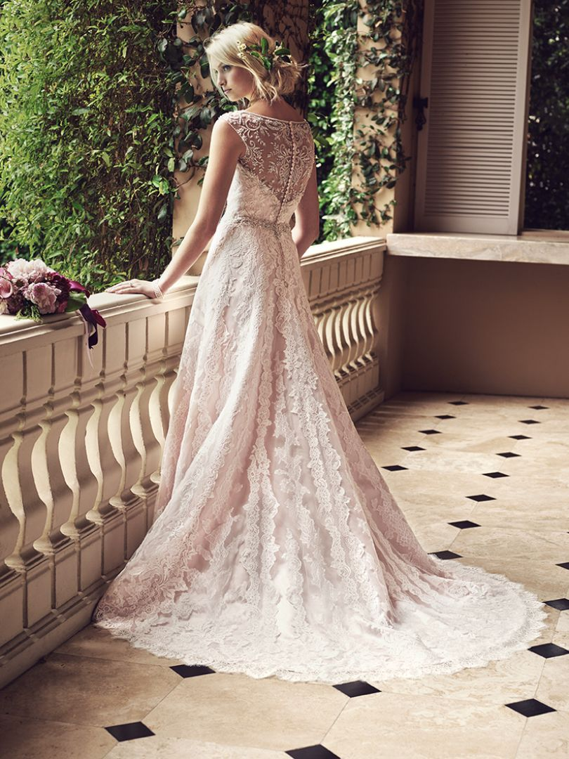 Lilac Casblanca Bridal Spring 2016 Garden Dreams Collection Http Www Casablancabridal
