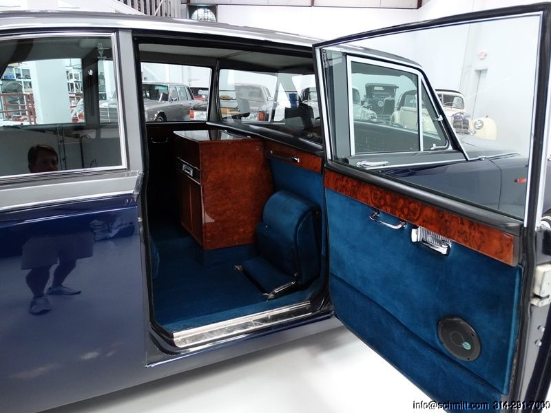 1983 Daimler Ds420 Limousine With Images Limousine Interior