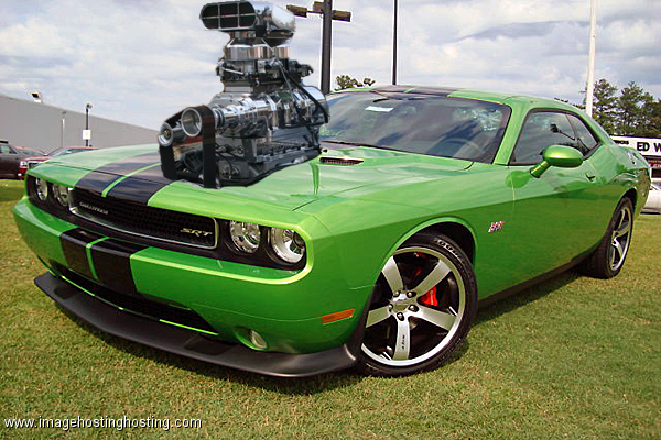 dodge jeep 2013 challenger srt8 supercharged Had to post ...