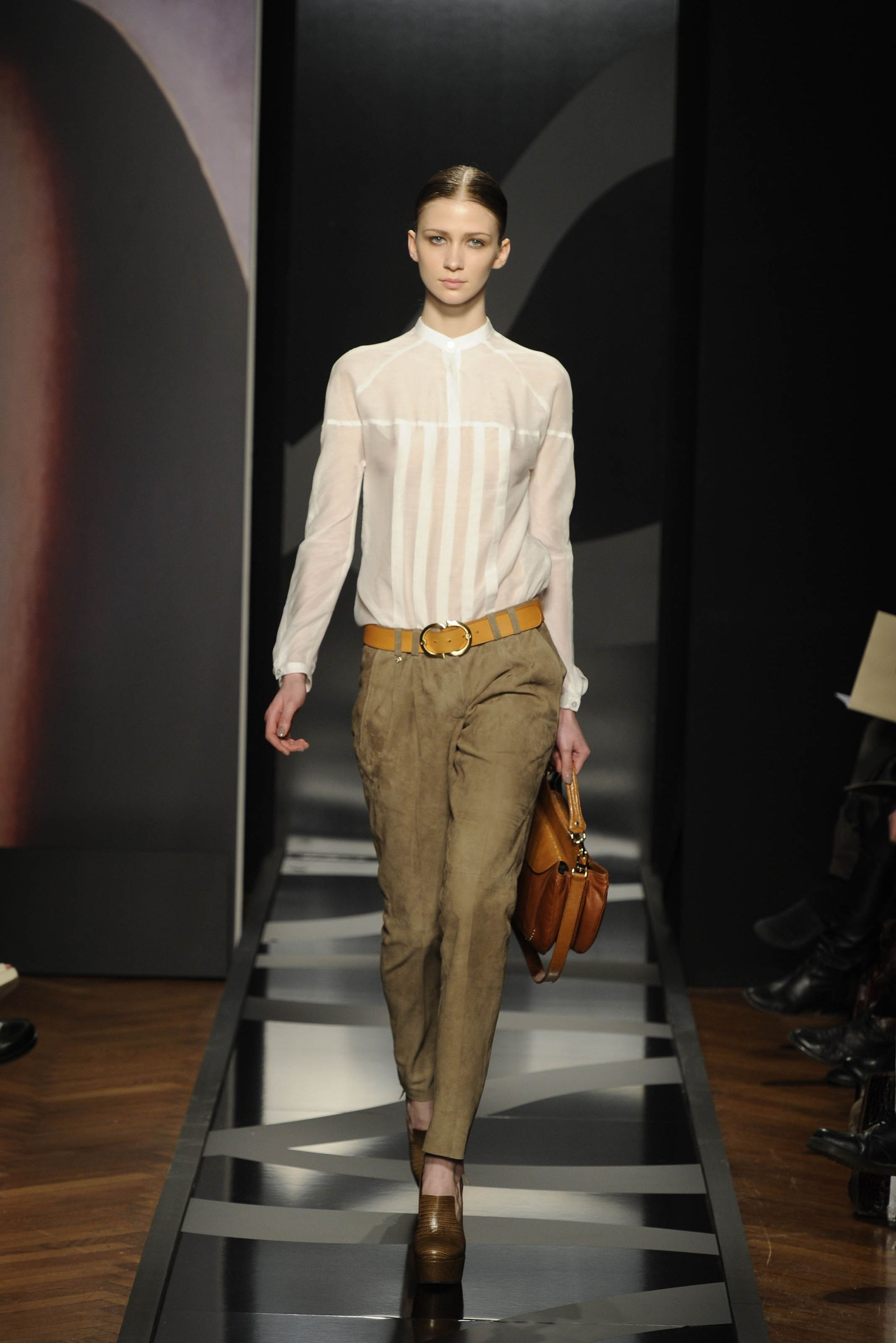 Aigner - Collections Fall Winter 2012-13 - Shows - Vogue.it