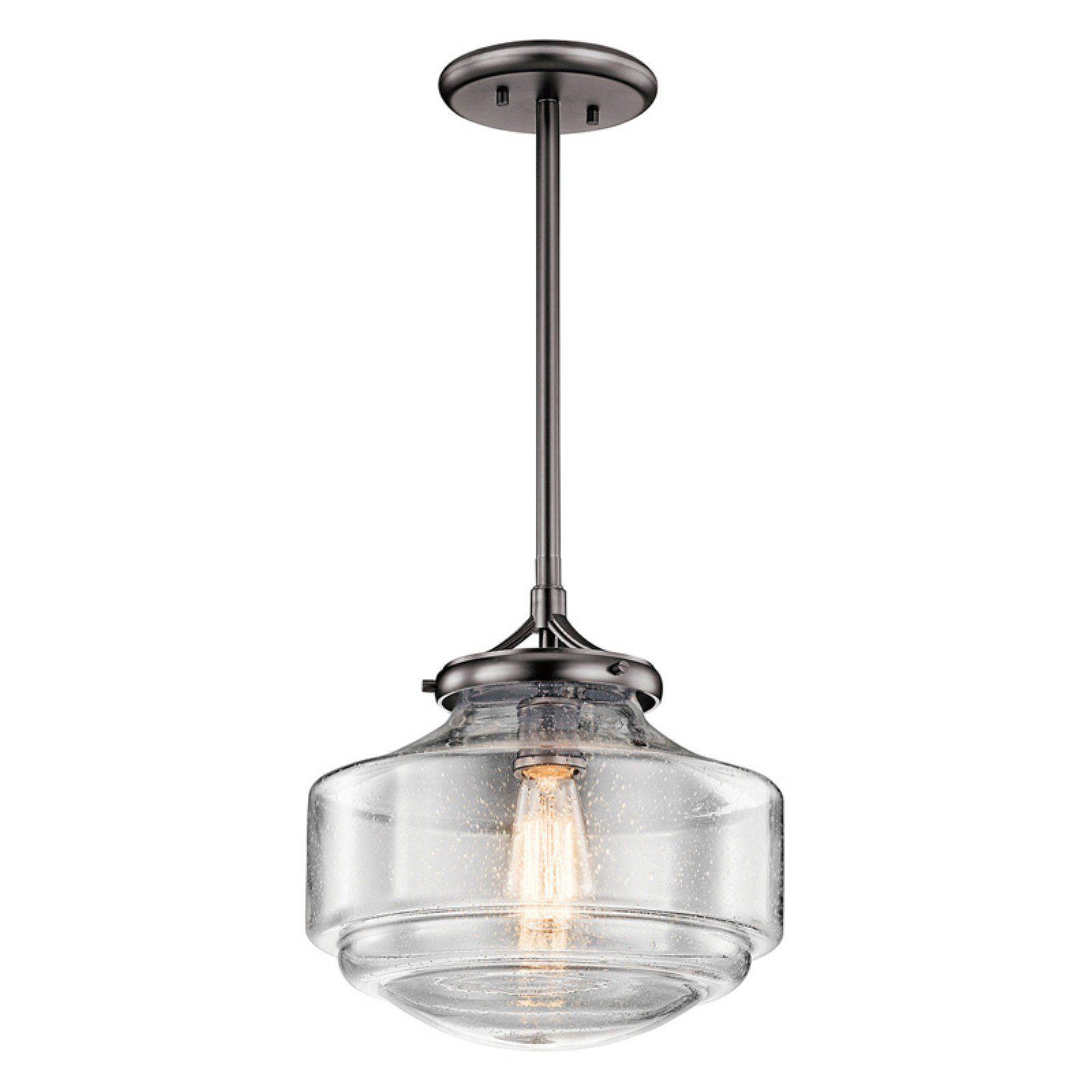 Kichler Keller 43563 Pendant Light Craftsman Lighting Modern
