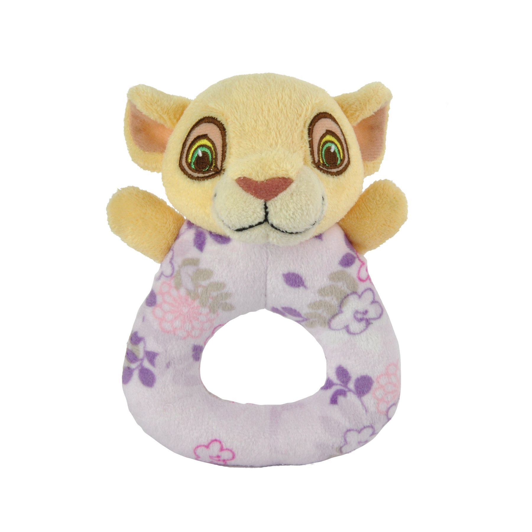 THE LION KING – Nala Ring Rattle | Disney Baby | Nala Baby Shower ...