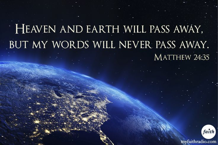Image result for god's word will never pass away