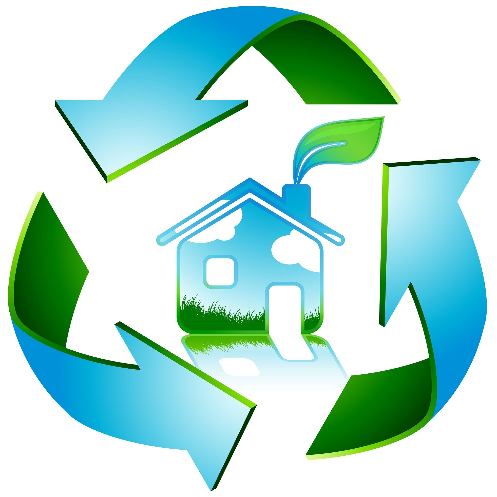 We collect recyclables from homes in Houston! Logos, Games