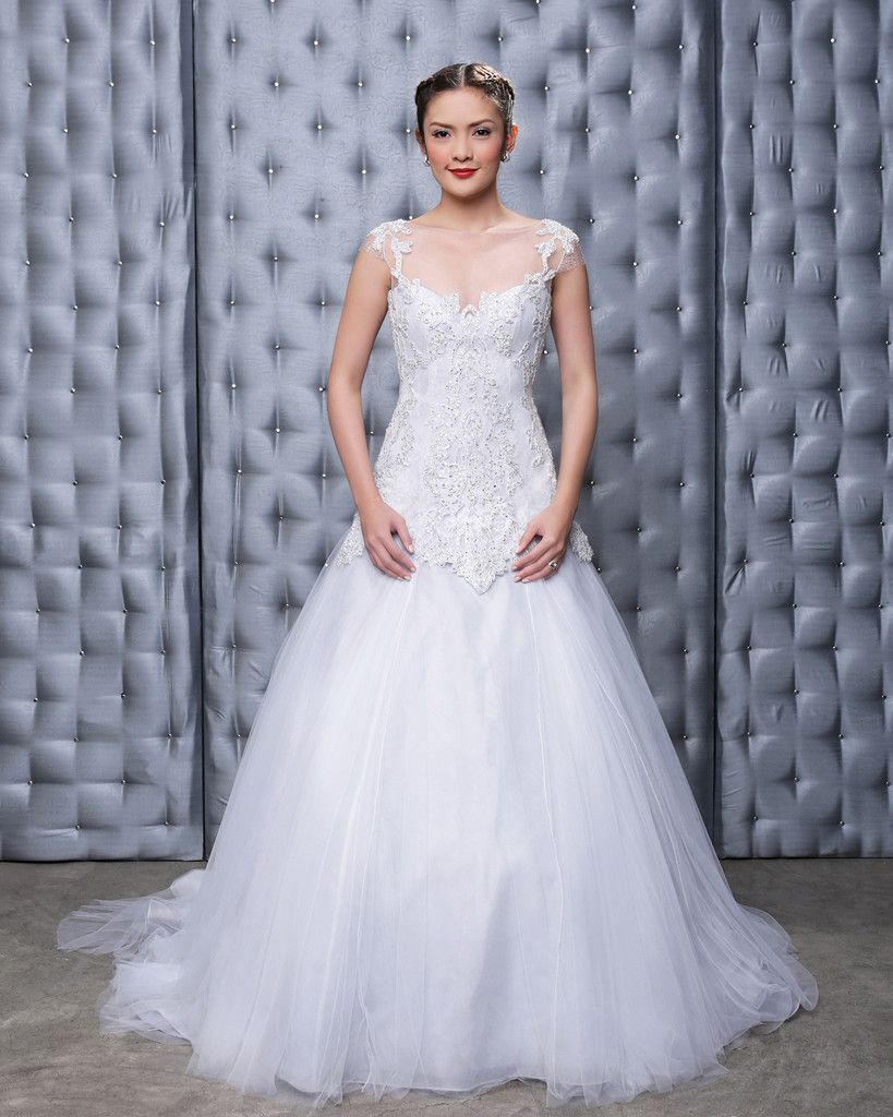 Veluz Wedding Dress - Rebecca | Wedding Suite/Dress | Pinterest ...