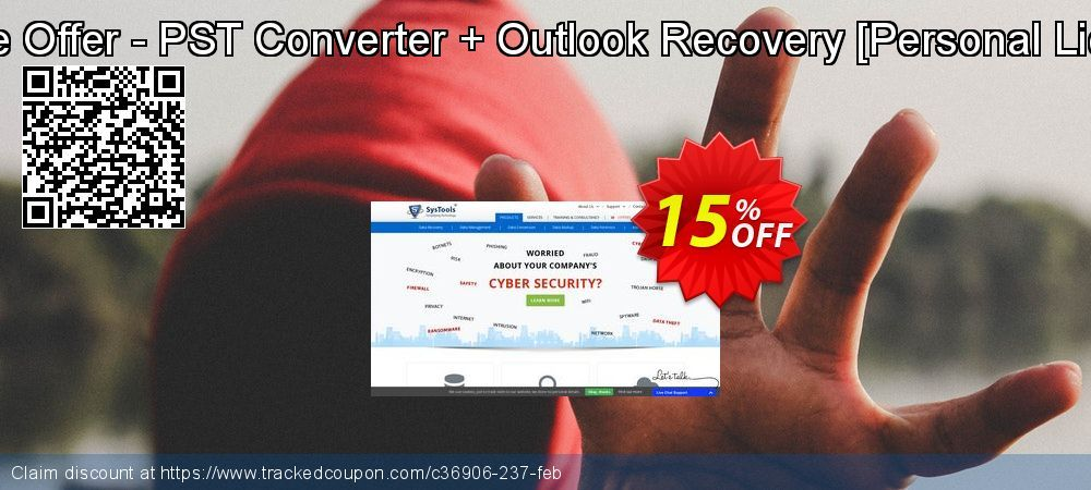 20 Off Bundle Offer Pst Converter Outlook Recovery Coupon On