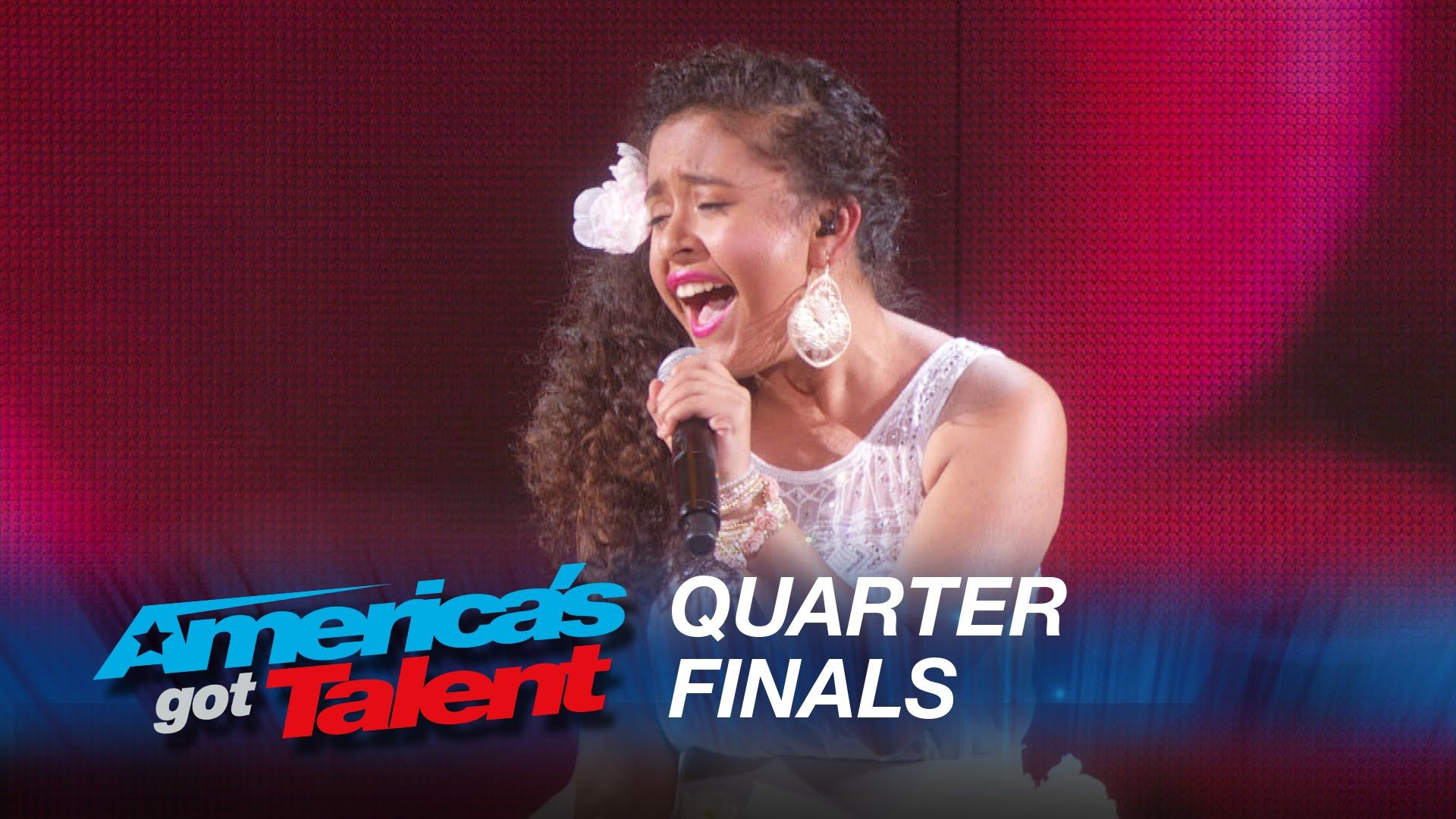 Alondra Santos: 13-Year-Old Spanish Singer Performs Classic