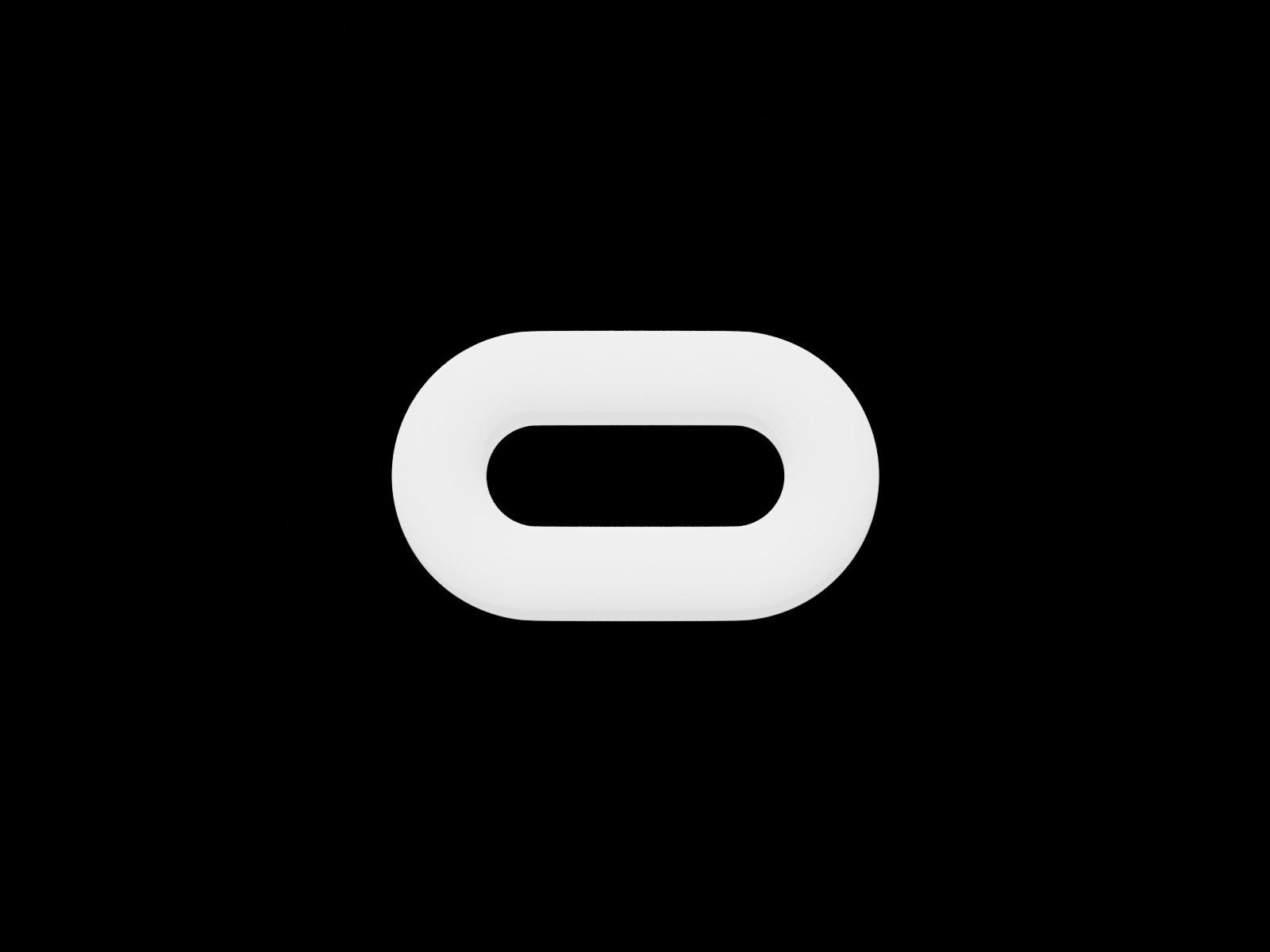 Oculus Logo Animation By Oleg Frolov Animation Oculus Logos