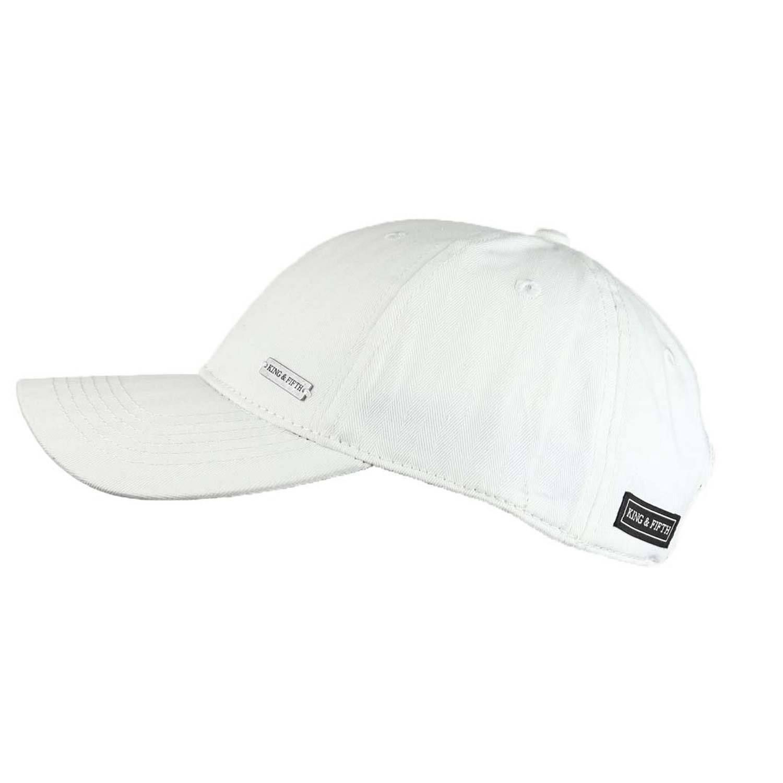 87b06ae66 Mens Baseball Cap - The Senna | Products | White baseball cap ...