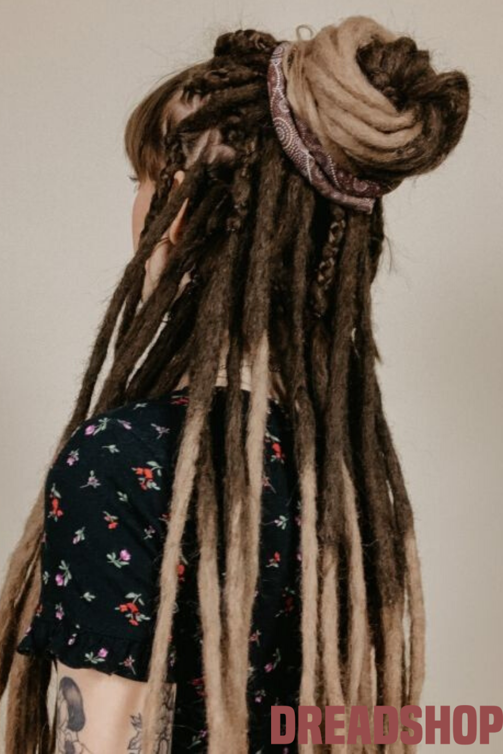 How Can I Install My Synthetic Dreads Myself Synthetic Dreads Dreads Synthetic Dreads Installation