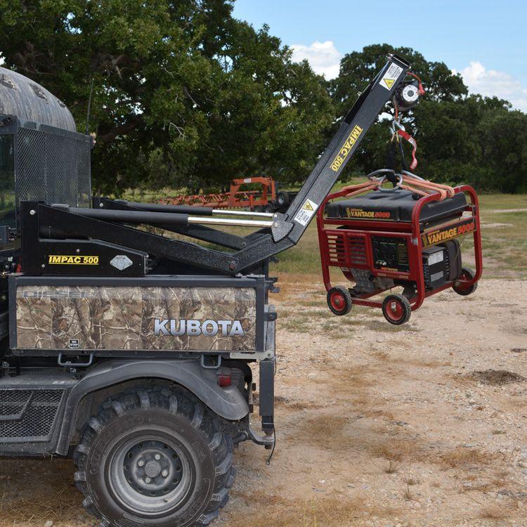 Cargo Bed Hoist For Kubota RTV 900 RTV 1100 RTV 1140 RTV