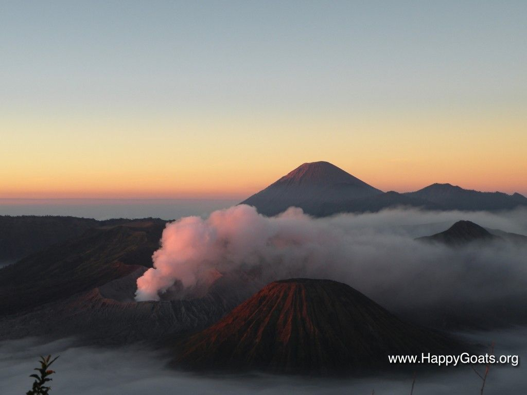 Mount Bromo, East Java, Indonesia. Visit our website and discover more beautiful destinations in Indonesia.