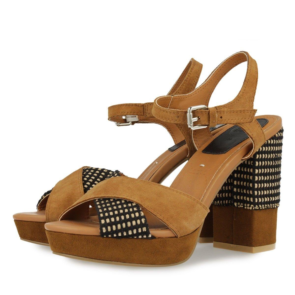 Gioseppo - Zapatillas Elsa negro -Altura cuña+suela: 6cm- dK8rCIm7J